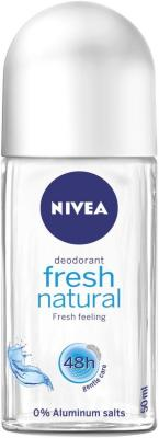 Nivea Fresh Natural Roll-On Deodorant 50ml