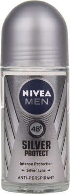Nivea Silver Protect Roll-On Deodorant 50ml