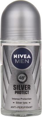 Nivea Silver Protect Roll-On Deodorant 50ml