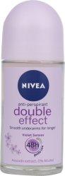 Nivea Double Effect Roll-On Deodorant 50ml
