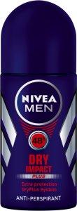 Nivea Dry Impact Roll-On Deodorant 50ml