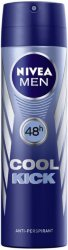 Nivea Cool Kick Deodorant Spray 150ml