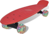 VidaXL Retro Skateboard m/LED-hjul