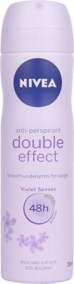 Nivea Double Effect Deodorant Spray 150ml