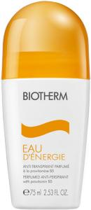Biotherm Eau Energie Roll-On Deodorant 75ml