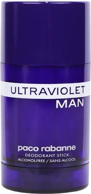 Paco Rabanne Ultraviolet Man Deodorant Stick 75ml
