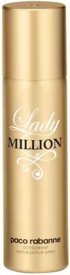 Paco Rabanne Lady Million Deodorant Spray 150ml