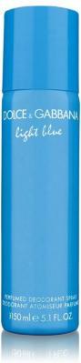 Dolce & Gabbana Light Blue Deodorant Spray 150ml