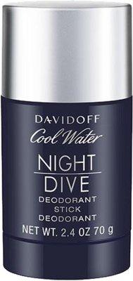 Davidoff Cool Water Night Dive Deodorant Stick 75ml
