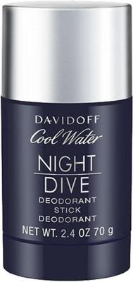 Davidoff Cool Water Night Dive Deodorant Stick 75ml