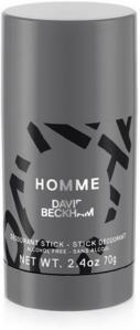 David Beckham Homme Deodorant Stick 75ml