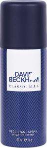 David Beckham Classic Blue Deodorant Spray 150ml
