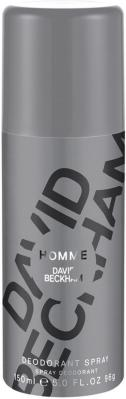 David Beckham Homme Deodorant Spray 150ml