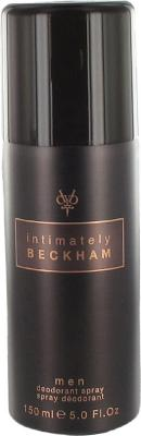 David Beckham Intimately Deodorant Spray 150ml