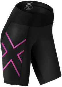 Mid Rise Compression Shorts (Dame)