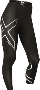 2XU Hyoptik Mid-Rise Compression Thermal Tights (Dame)