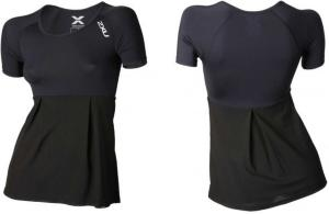 2XU Double Layer Compression Top (Dame)
