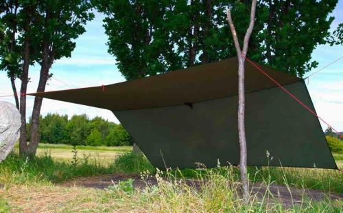 Frisport Tarp Large 400x450 cm