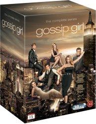 Gossip Girl Sesong 1-6 Komplett