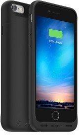 Mobildeksel med innebygd reservebatteri for iPhone 6 og 6s