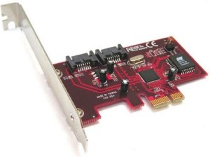 LyCOM PE-103 SATA II 2Ports PCI-Express Host