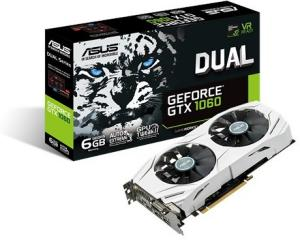 Asus GeForce GTX 1060 6GB Dual