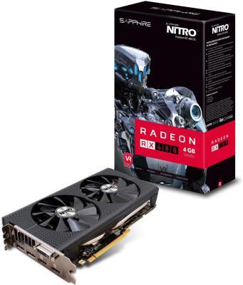 Sapphire Radeon RX 480 Nitro+ 4GB D5 OC