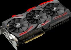 Asus Radeon RX 480 Strix Gaming