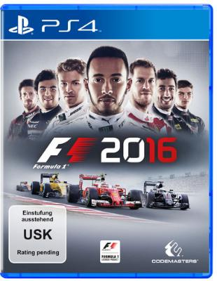 F1 2016 til Playstation 4