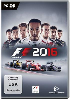 F1 2016 til PC