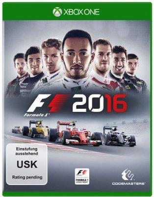 F1 2016 til Xbox One