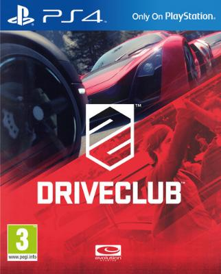 DriveClub til Playstation 4