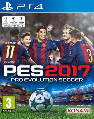 Pro Evolution Soccer 2017 til Playstation 4