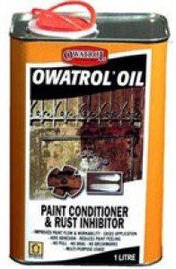 Owatrol penetrerende olje (1 liter)