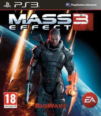 Mass Effect 3 til PlayStation 3