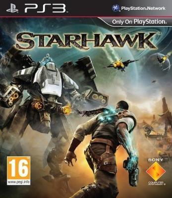 Starhawk til PlayStation 3