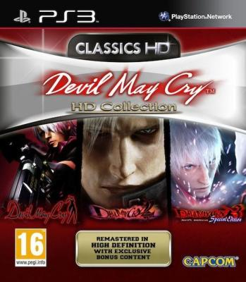 Devil May Cry HD til PlayStation 3