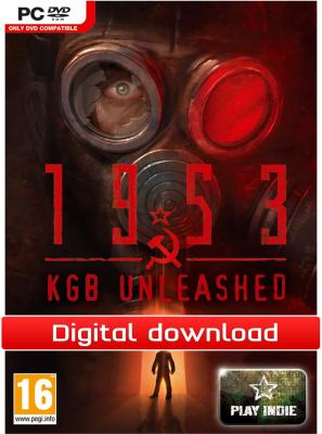 1953: KGB Unleashed til PC