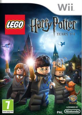 LEGO Harry Potter: Years 1-4 til Wii