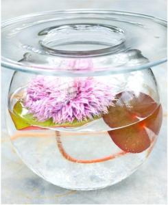 Magnor Glassverk Boblen Vase 200mm