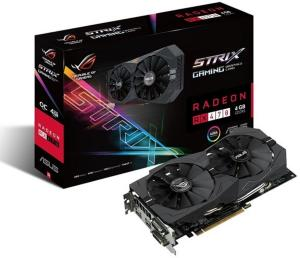 Asus Radeon RX 470 Strix Gaming OC