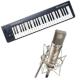 Lydproduksjon og studio