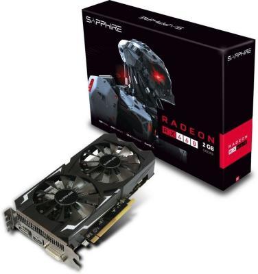 Sapphire Radeon RX 460 2G D5
