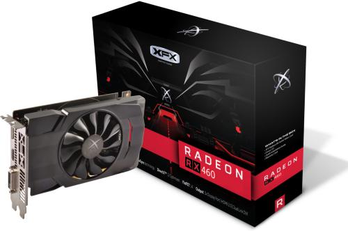 XFX Radeon RX 460 2GB Single Fan