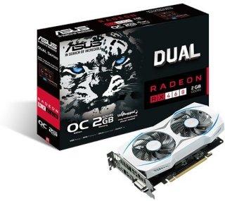 Asus Radeon RX 460 Dual OC 2G