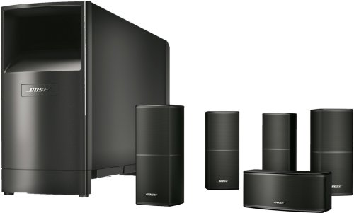 Bose Acoustimass 10 (Sort)