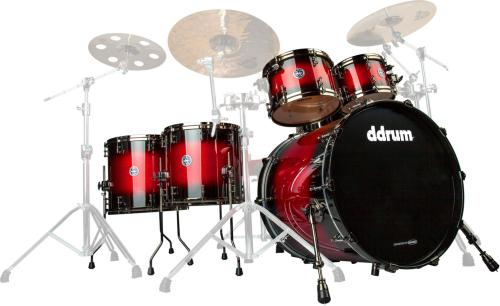 Ddrum 10th Anniversary kit