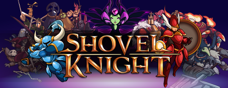 Shovel Knight til 3DS