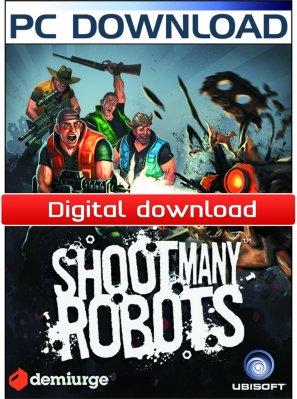 Shoot Many Robots til PC