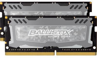 Crucial Ballistix Sport LT DDR4 SO-DIMM 2400MHz 8GB (2x4GB)